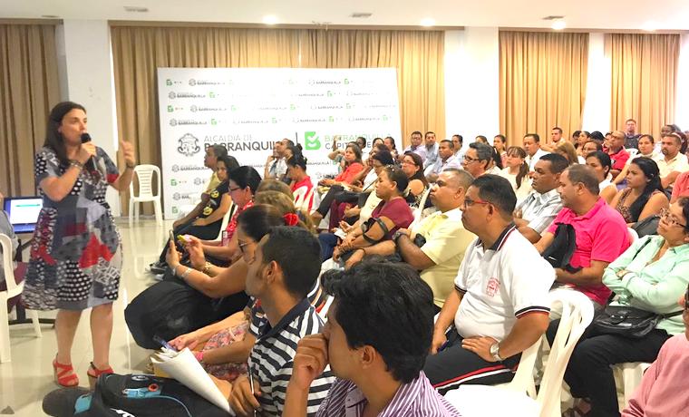 500 docentes distritales comienzan diplomado para fortalecer las prácticas pedagógicas en los colegios públicos