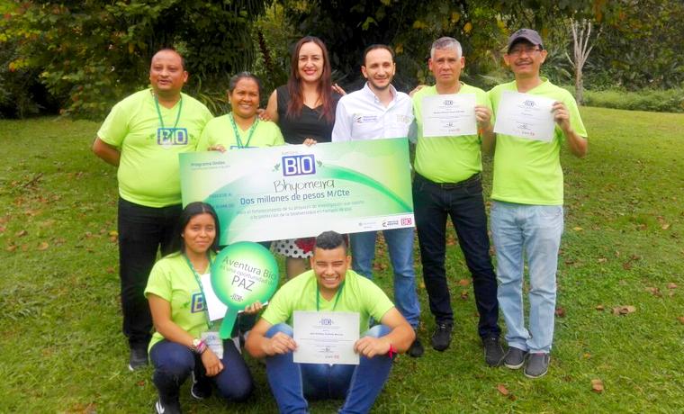 El colegio Meira del Mar gana concurso nacional convocado por colciencias