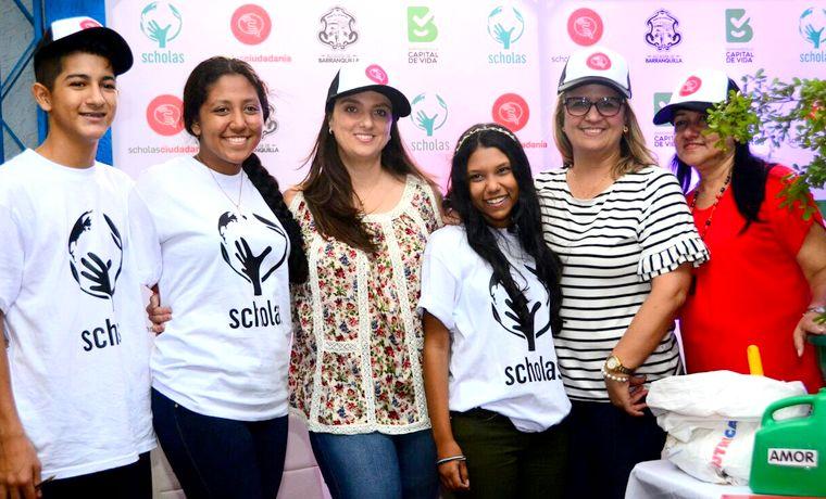 Estudiantes del Distrito lideran estrategias en favor del medio ambiente y la educación