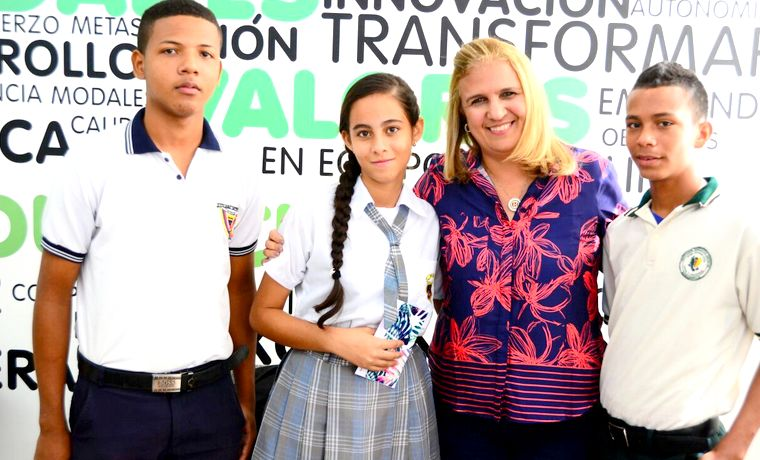 Estudiantes del Distrito se convertirán en agentes para la sana convivencia