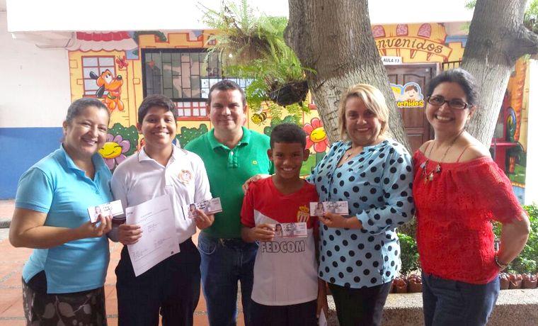 IED EL CAMPITO gana concurso nacional de literatura de la editorial Norma.