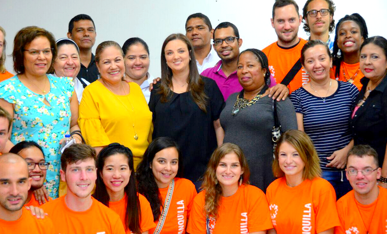 Barranquilla fortalece bilingüismo en educación primaria