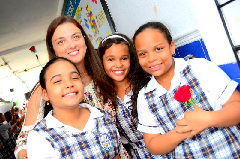Este cargo que hoy tengo se lo debo a la comunidad educativa de Barranquilla: Karen Abudinen