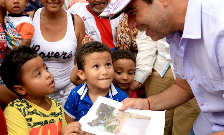 10.000 estudiantes barranquilleros se benefician con 8 proyectos de infraestructura que adelanta el alcalde Char