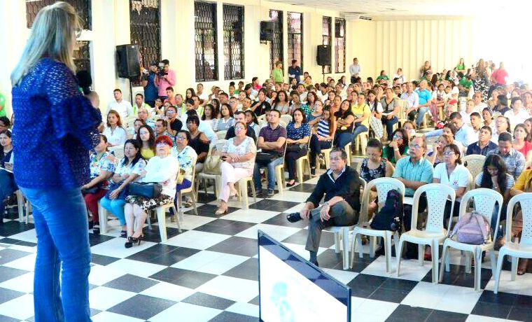 Distrito destaca logros educativos de Barranquilla en Rendición de Cuentas 2017