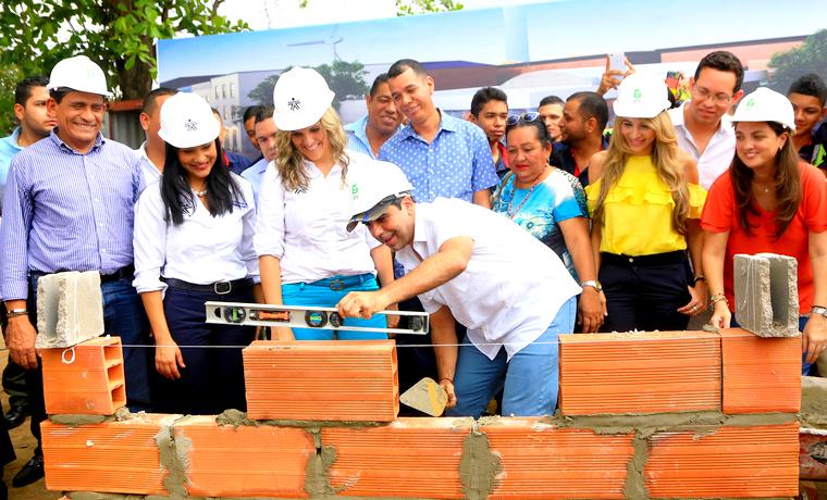 """""""Esta si es una verdadera inversión social para nuestros jóvenes"""": alcalde Char"""