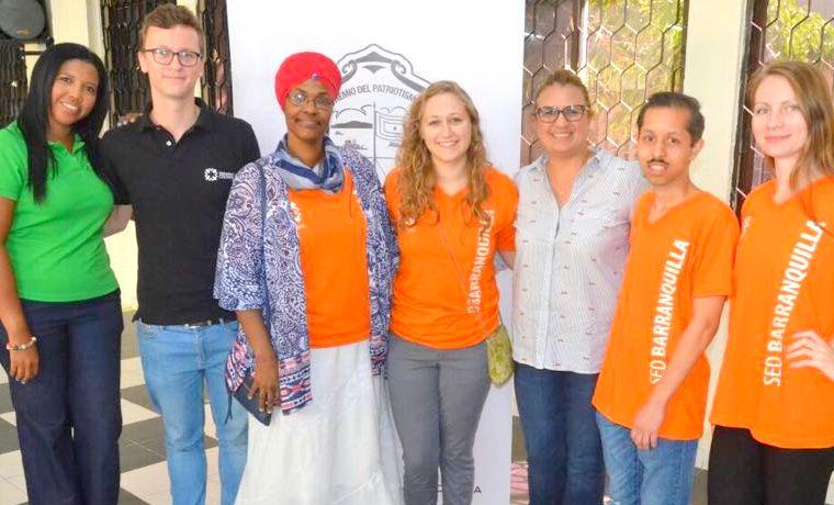 Barranquilla sigue fortaleciendo el bilingüismo en colegios oficiales