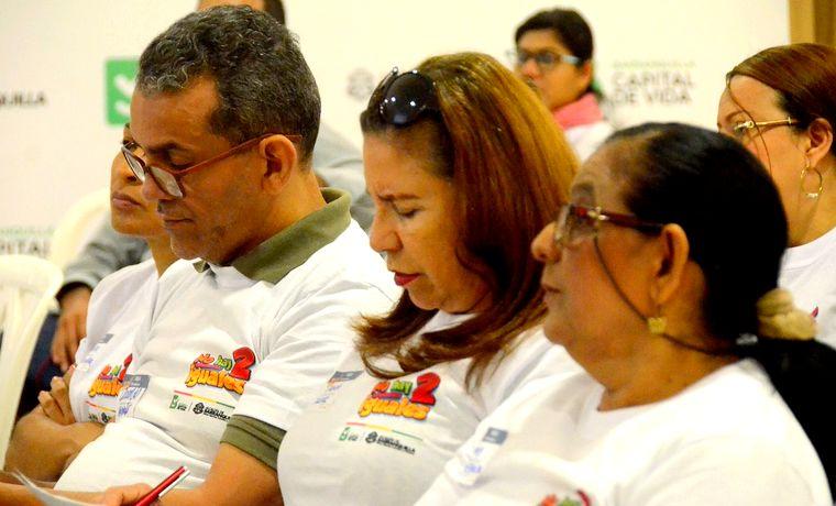 Distrito refuerza educación inclusiva en todos los colegios oficiales