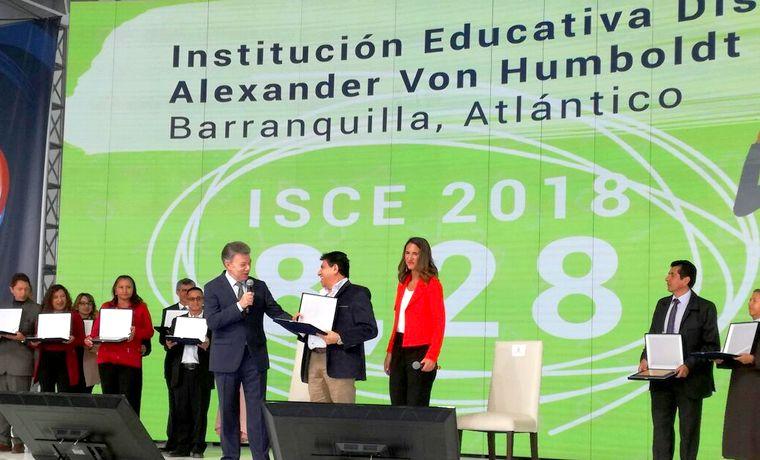 Colegios distritales, de nuevo en primeros puestos por excelencia educativa
