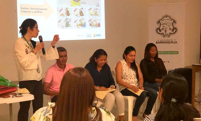 Educación pública de Barranquilla avanza en procesos pedagógicos de inclusión