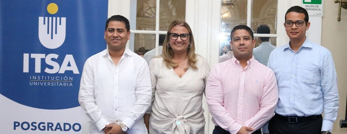 La Institución Universitaria Distrital ITSA lanza sus primeros posgrados profesionales