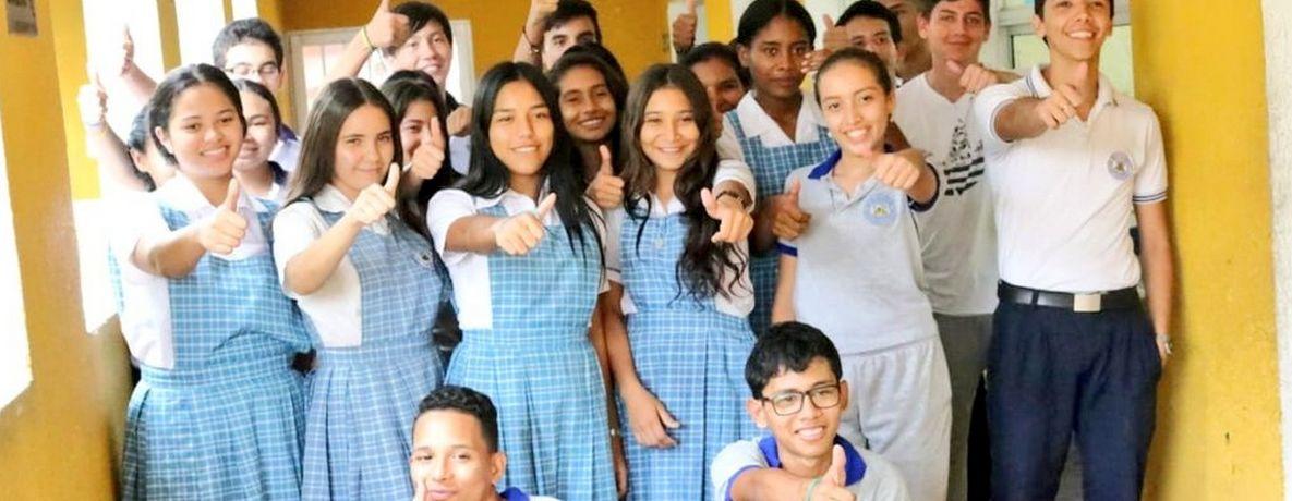 Barranquilla saca pecho por su educación pública: segundo lugar en Colombia con más estudiantes Generación E
