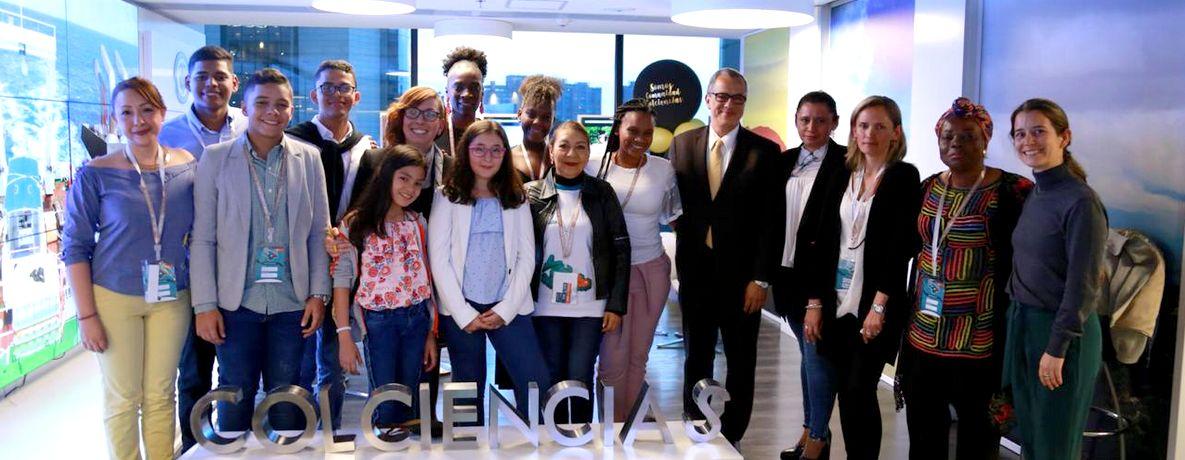 Con Robotic 3.0, estudiantes del colegio oficial El Campito de Barranquilla representarán a Colombia a nivel internacional