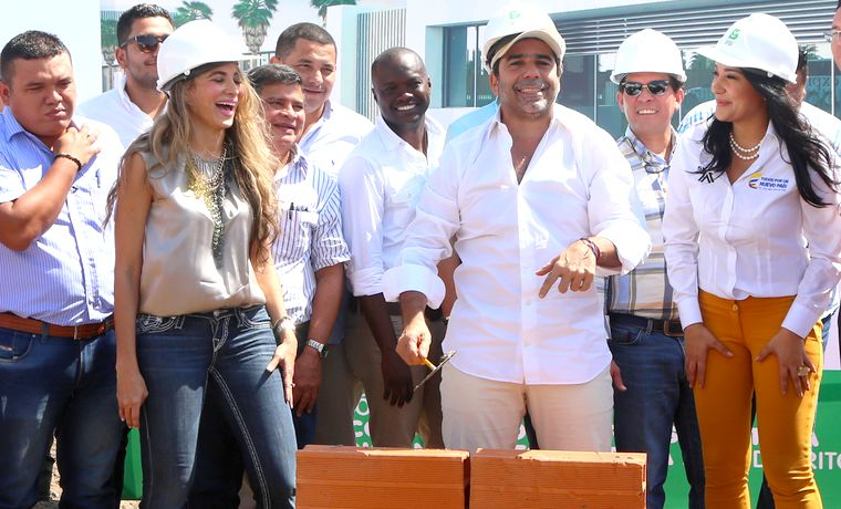Con la construcción de las sedes del SENA les estamos cambiando la vida a los jóvenes de Barranquilla: alcalde Char
