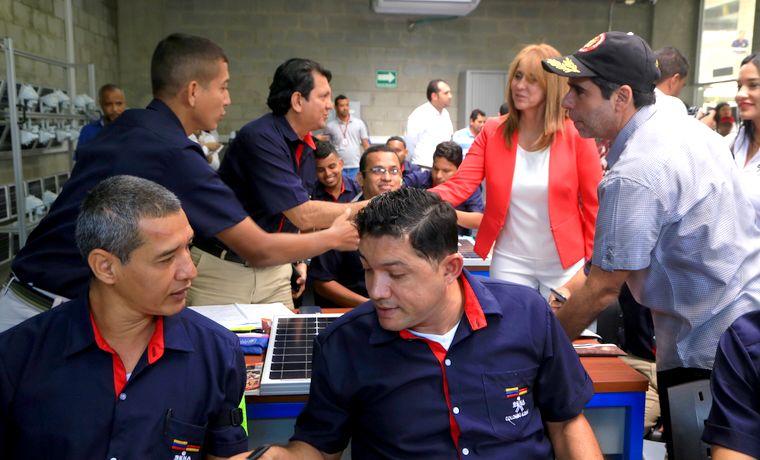 """""""Si el país replicara la experiencia de Barranquilla, fuera más competitivo"""": ministra de Trabajo"""