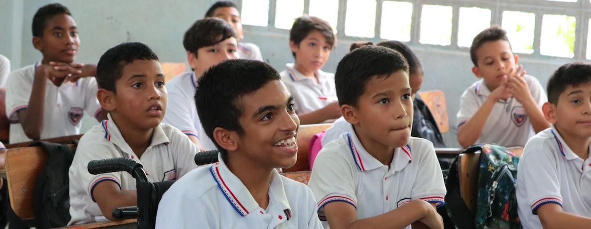 Barranquilla tiene estudiantes de primera