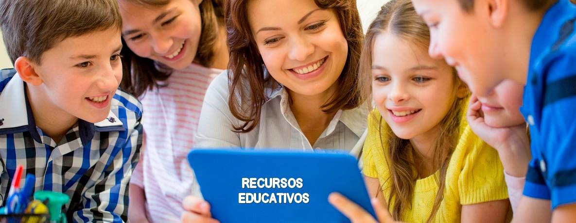 Recursos Educativos en casa
