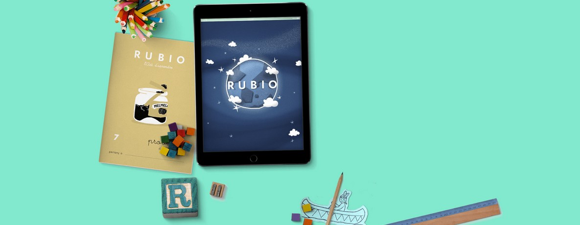 iCuadernos Rubio