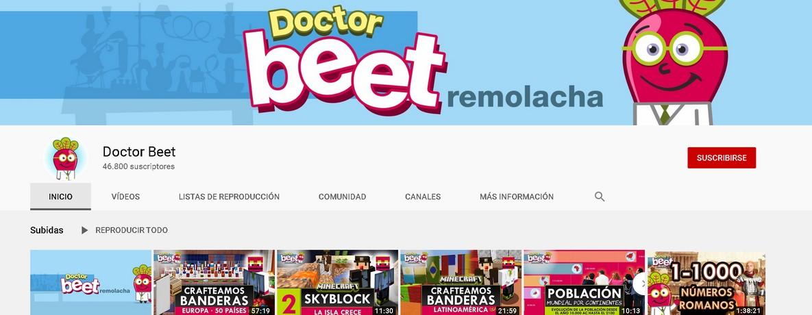 Doctor Beet