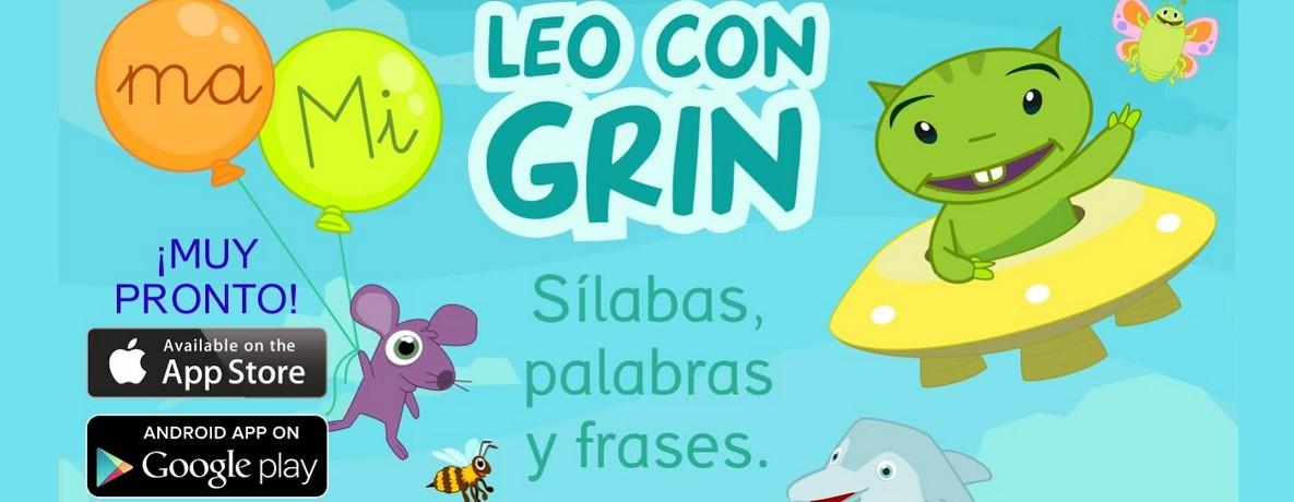 Aprender a leer 1 con Grin