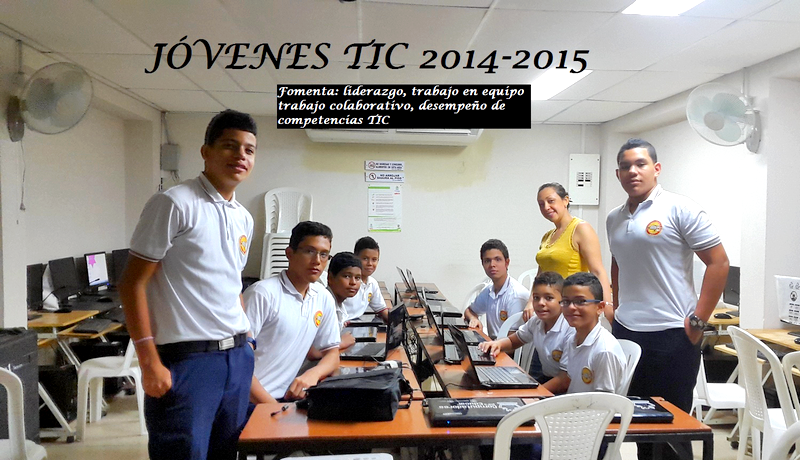 Jóvenes TIC, participantes activos de la educación